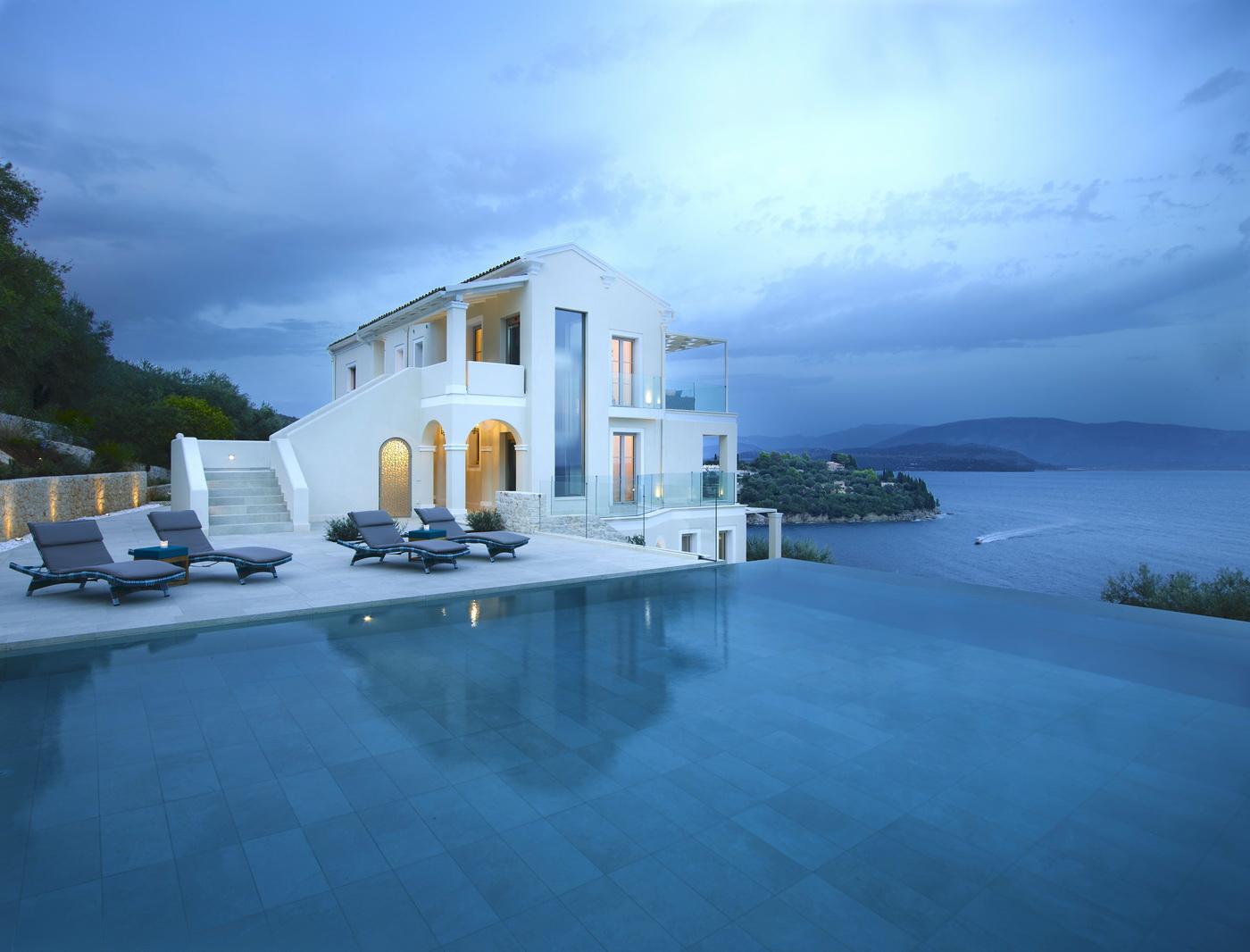 admin.corfuhomes.gr admin.corfuhomes.gr villa phos corfu evening pool shot 1 resize